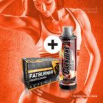 FAT BURNER PRO + CARNITINE LIQ 500 ml